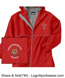 Staff / Masters Raincoat Design Zoom